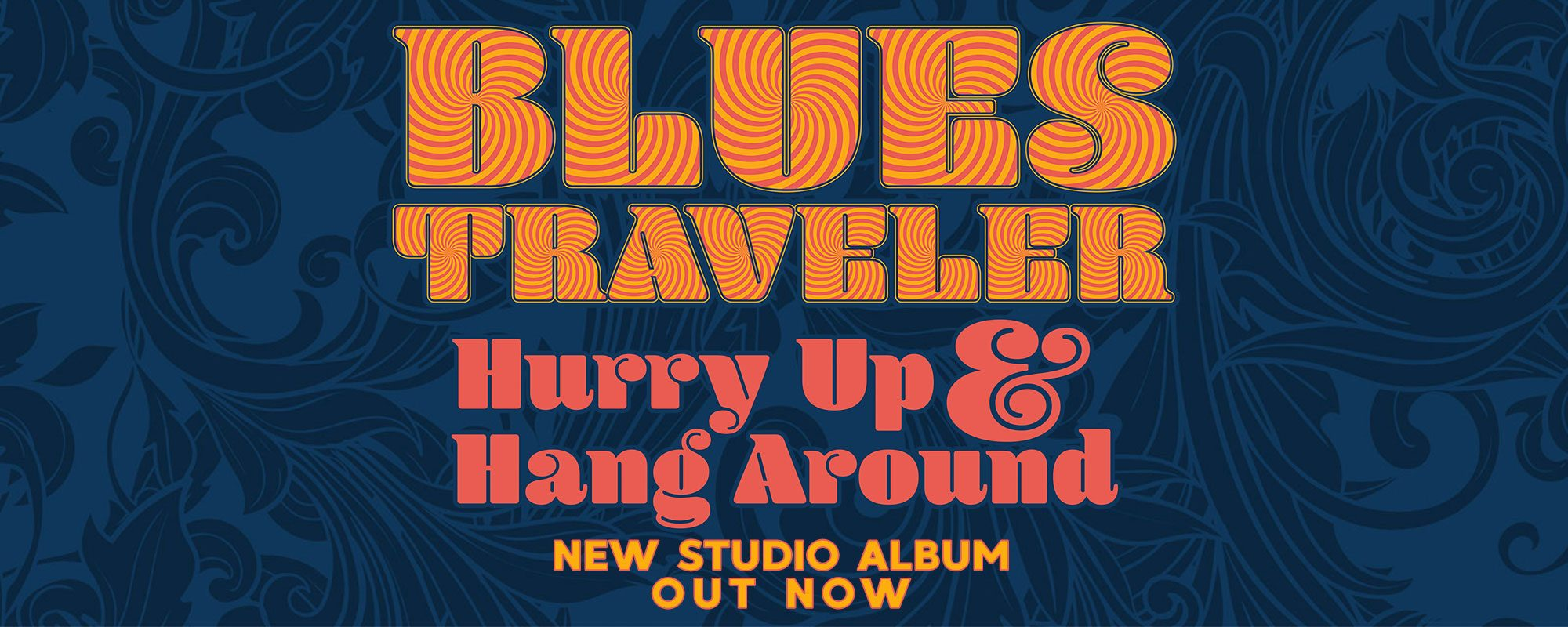 hurry up hang around out now blues traveler - Blues Traveler Christmas